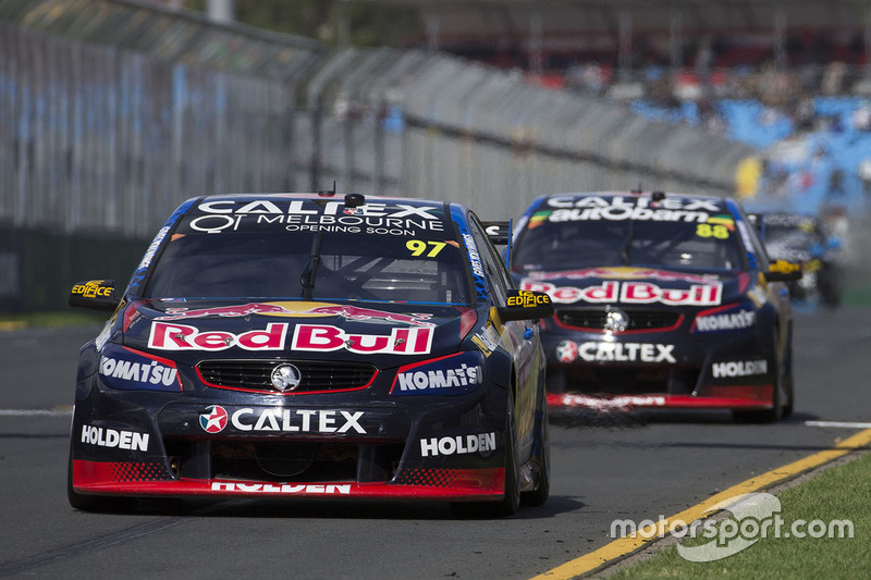 Shane van Gisbergen, Triple Eight Race Engineering Holden und Jamie Whincup, Triple Eight Race Engineering Holden