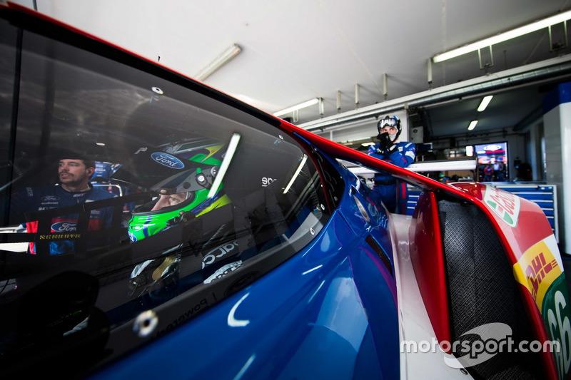 #66 Ford Chip Ganassi Racing Team UK, Ford GT: Olivier Pla