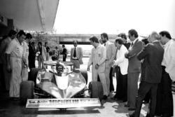 Жиль Вільньов, Ferrari 312T3