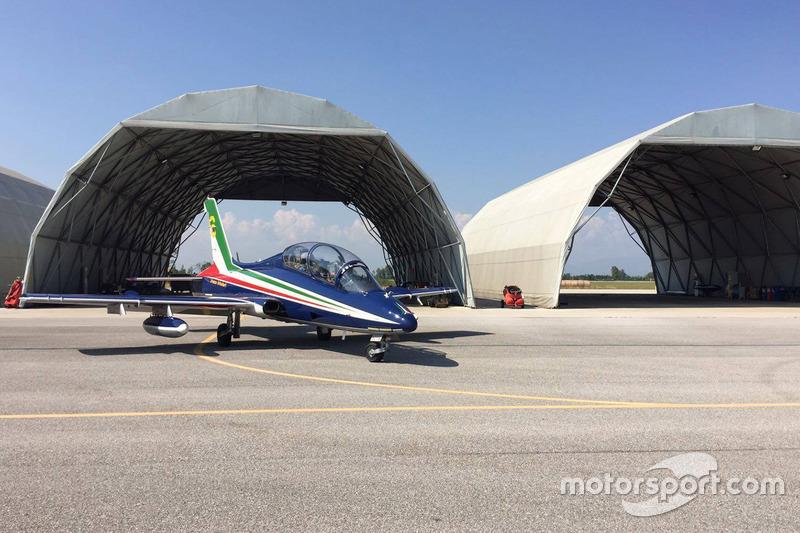 Ducati Air Force Italian