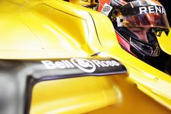 Эстебан Окон, тест-пилот Renault Sport F1
