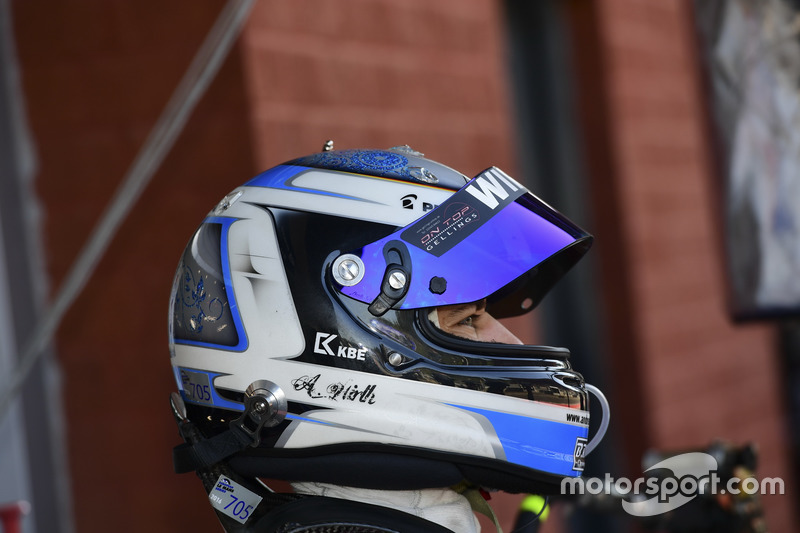 #32 SMP Racing, BR 01 Nissan: Andreas Wirth