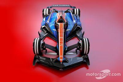 Concepts F1 2030