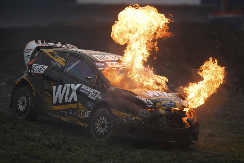 3. Нельсон Піке-мол., SH Racing Rallycross Ford