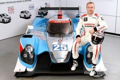 Chris Hoy Le Mans announcement