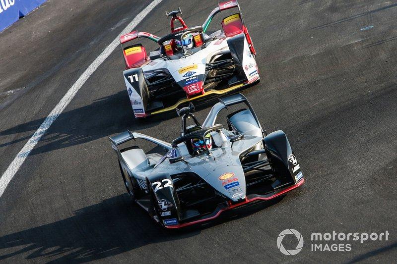 Oliver Rowland, Nissan e.Dams, Nissan IMO1, Lucas Di Grassi, Audi Sport ABT Schaeffler, Audi e-tron FE05