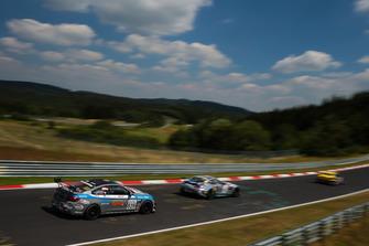 #828 Team Securtal Sorg Rennsport BMW M4 GT4: Heiko Eichenberg, Yannick Mettler