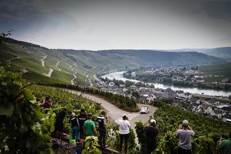 Ambiance du Rallye d'Allemagne