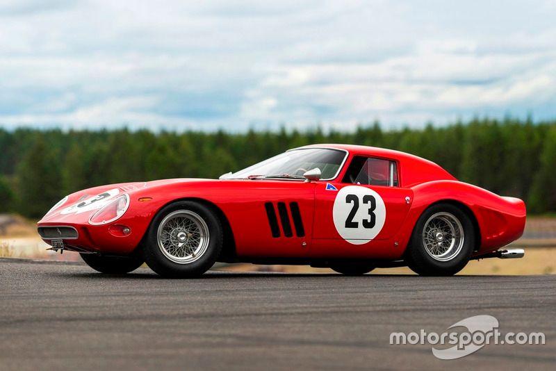 Ferrari 250 GTO auction