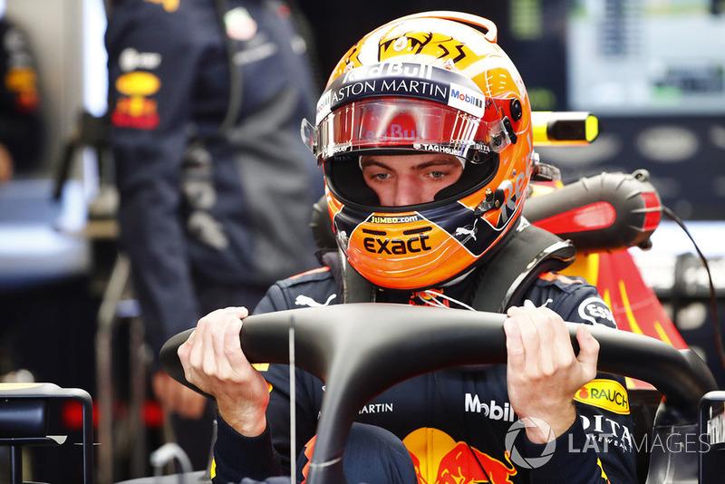 Гран Прі Бельгії - Макс Ферстаппен