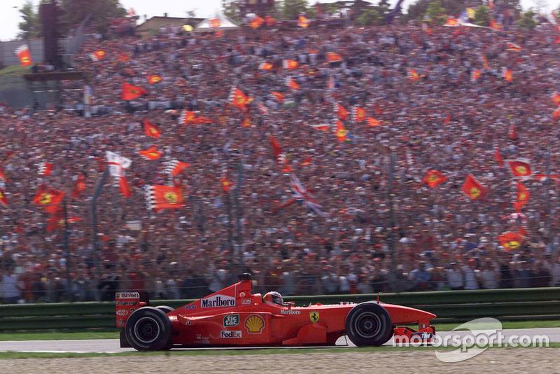 GP San Marino 1999