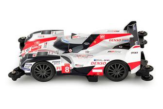 TOYOTA GAZOO Racing TS050 Hybrid (MA Chassis) (Polycarbonate Body)