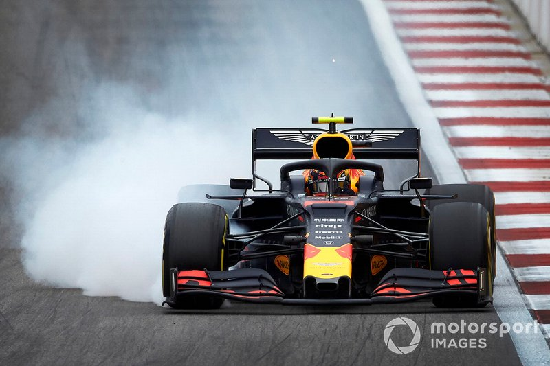Александр Элбон, Red Bull Racing RB15