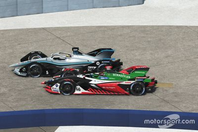 Формула E: Race at Home Challenge - 5-й этап
