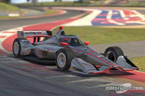 Indycar iRacing Challenge Round 5