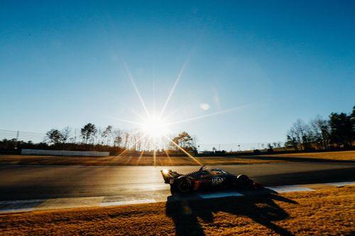 Barber Motorsports Park Şubat testi
