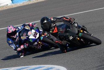 Lewis Hamilton, Yamaha R1, Alex Lowes, Pata Yamaha