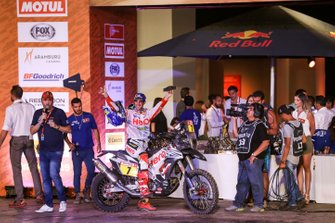 Podium : Hero Motorsports Team Rally: Oriol Mena