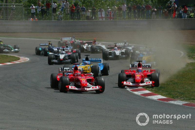 #66 GP d'Espagne 2003