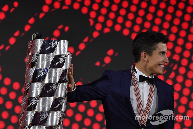 El campeón del mundo de MotoGP 2018: Marc Márquez, Repsol Honda Team