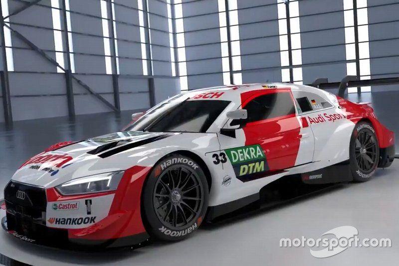 Présentation des livrées Audi Sport
