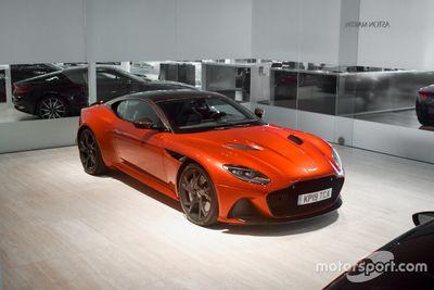Aston Martin - Max Verstappen