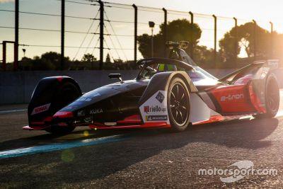 Essais d'Audi à Majorque