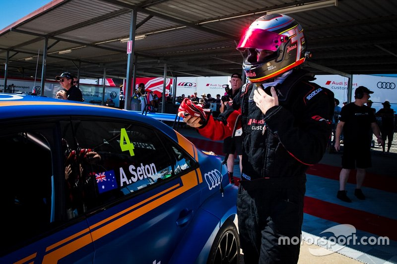 Aaron Seton, Melbourne Performance Centre Audi RS 3 LMS TCR