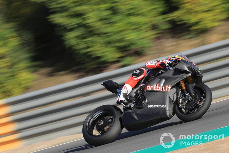 Chaz Davies (Aruba.it Racing-Ducati SBK Team)