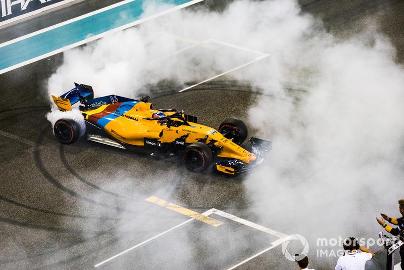 Abu Dhabi - Fernando Alonso