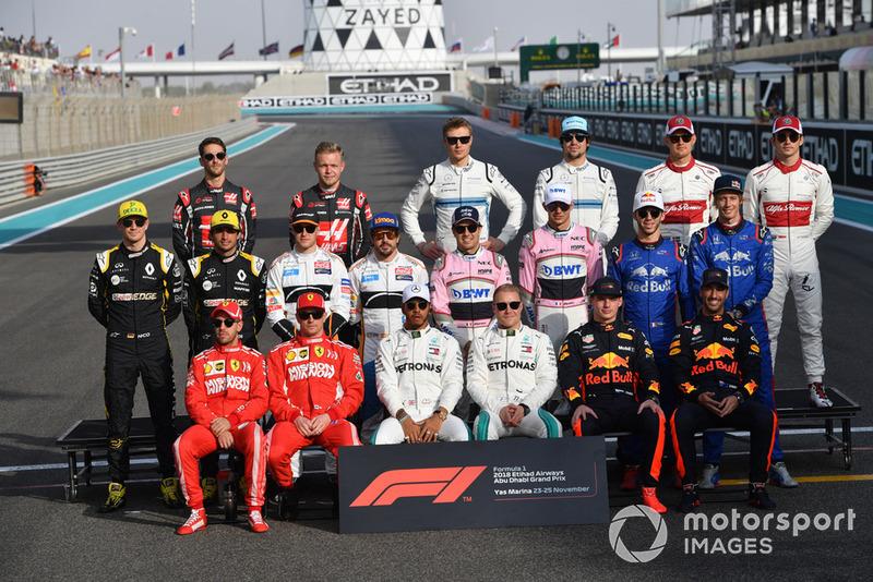 Eindrapporten F1 2018