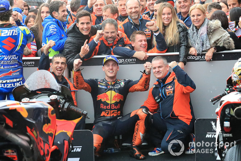 Третє місце Пол Еспаргаро, Red Bull KTM Factory Racing