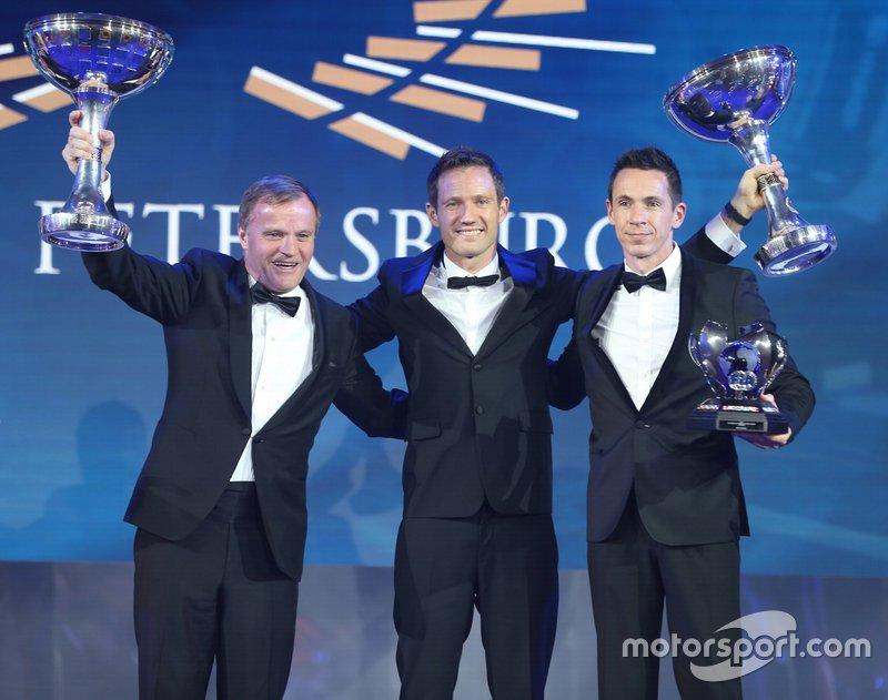 FIA World Rally Championship: Sébastien Ogier (Driver), Julien Ingrassia (Co-Driver) and Toyota Gazoo Racing WRT Toyota (Team)