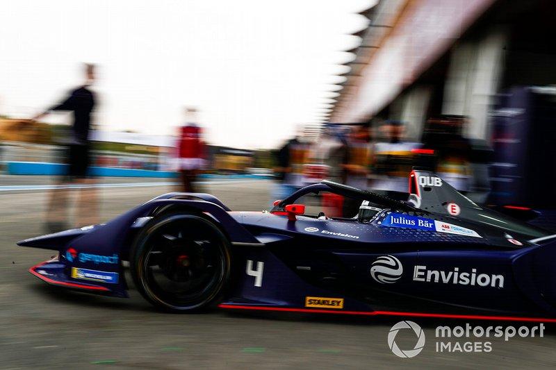 Амна Аль-Кубайсі, Envision Virgin Racing, Audi e-tron FE05