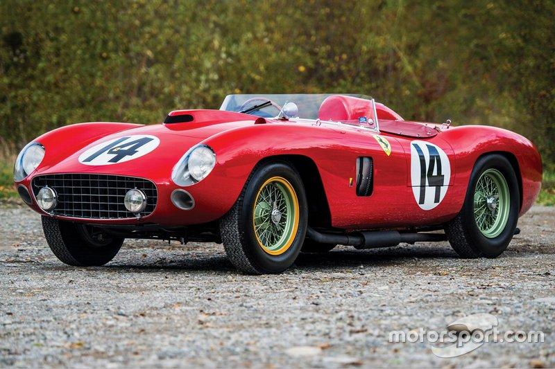 Asta Ferrari 290 MM Scaglietti