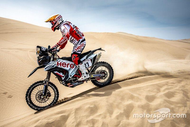 #27 HERO Motorsports Team Rally: Жоакім Родрігес