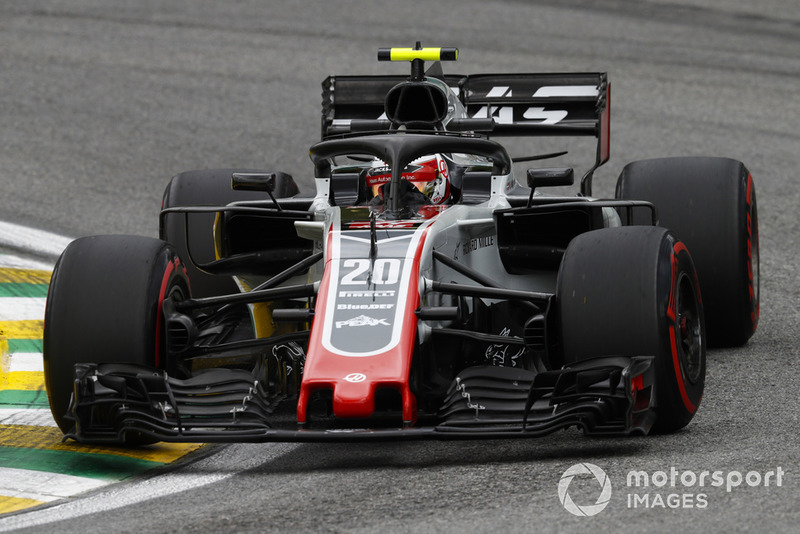 Kevin Magnussen - Haas F1 Team: 8 puan