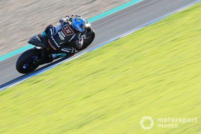 Essais de novembre à Jerez