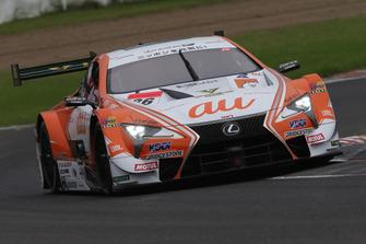 #36 Team Tom's Lexus LC500: James Rossiter, Yuhi Sekiguchi