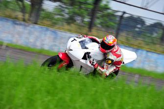 Tommy Salim, Astra Honda Racing Team