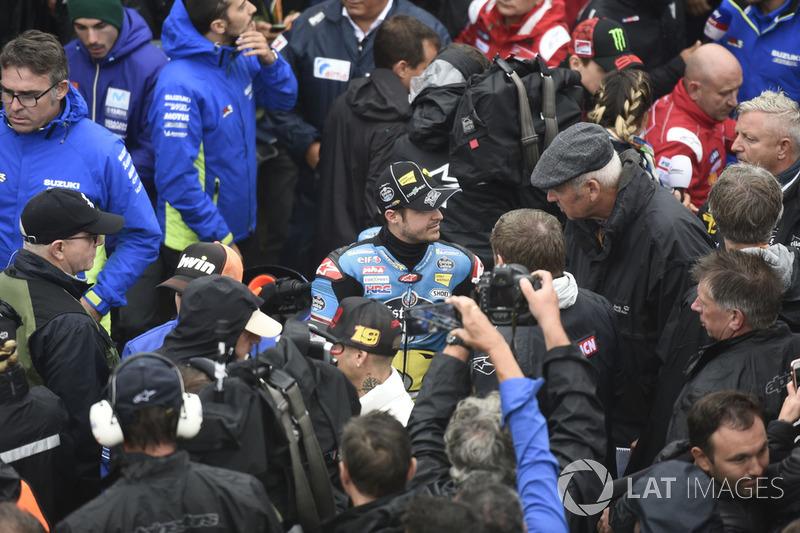 Томас Люті, Estrella Galicia 0,0 Marc VDS, після засідання Комісії з безпеки