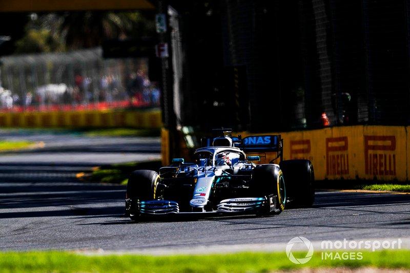 Льюіс Хемілтон, Mercedes AMG F1 W10