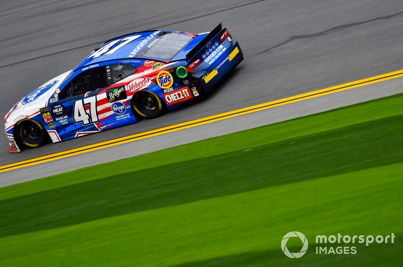 21. Ryan Preece, JTG Daugherty Racing, Chevrolet Camaro Kroger.com