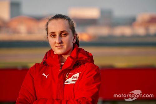 Annuncio Ferrari Driver Academy