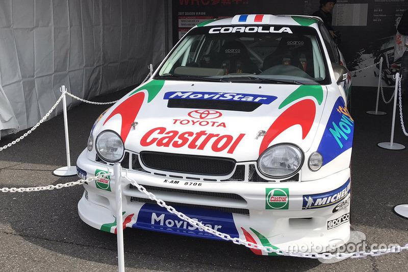 1999 Toyota Corolla WRC Дидье Ориоля