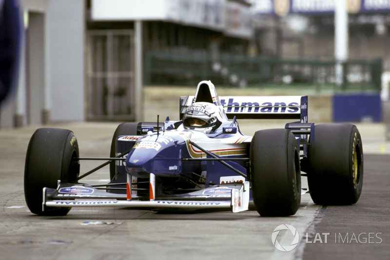 Riccardo Patrese - Williams Renault FW18