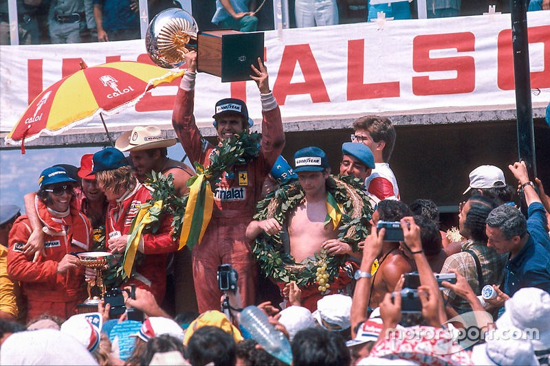 Carlos Reutemann* (5 victorias)