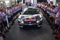 Andreas Mikkelsen, Anders Jäger, Volkswagen Polo WRC, Volkswagen Motorsport