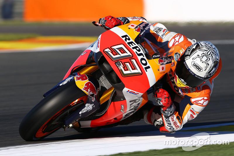 Pilote moto de l'année : Marc Marquez