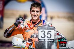 #35 KTM: Luciano Benavides